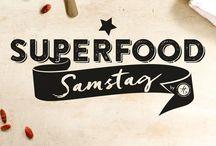 feiertäglich { SuperfoodSamstag } / Leckere Rezepte mit Superfoods vom #SuperfoodSamstag auf www.feiertaeglich.de