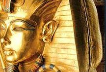 Egito e outros mistérios