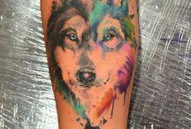 Tattoos / Beautiful body artwork