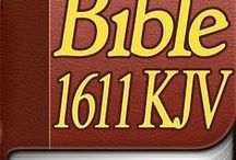 """❤✝ Christian KJV ✝❤ / King James Authorized Version HOLY BIBLE!!  """"Thy Word have I hid in mine heart, that I might not sin against Thee."""" ( Psalm 119:11 KJV )!!"""