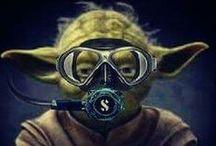Scuba Duba Doo / Funny things happen underwater!