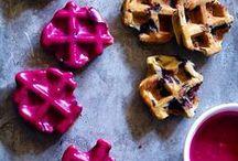 eat { sweet treats } / Süße kleine Leckereien. Hübsch, verführerisch & mit einem Haps im Mund verschwunden