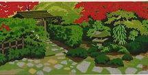 Masao Idô|井堂雅夫 / Nació en el noreste de China en 1945 y luego se trasladó a Japón en 1946. Ha alcanzado una reputación internacional como uno de los principales artistas contemporáneos de Japón y sus obras están incluidas en las colecciones del Museo Nacional de Tokyo, entre otros.「1945―2016」
