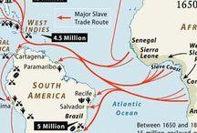 Africa -Suriname / heritage  slavernij