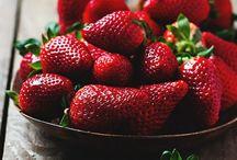 Strawberry Love / Die ganz große Erdbeer-Liebe...Rezepte und Ideen, rund um die rote Beere