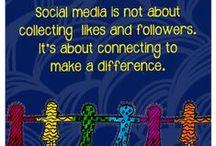 Social Networks / #SocialNetworks #SocialMedia #SocialNetwork #Facebook #Twitter #Google #pinterest