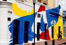 Street art - Arte urbano / by r.m.l