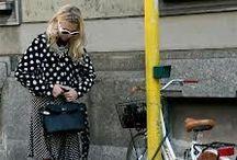 Draw your Polka Dots! / Women Fashion, Clothes, shop, polka dot, dotted clothes, dress, shorts, women, dot style, style, πουά, ρούχα, μόδα, ρούχα πουά