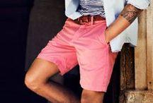 Το τρίγωνο των Βερμούδων! / Bερμούδες, Aνδρικά ρούχα, Men shorts, shorts, fashion