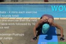 Workouts Of the Week - WOW / Free weekly workouts