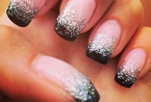 Negledesigns. / Elsker sjove og smukke negle.