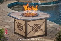 2015 Agio Fire Pits Collection / Agio proudly presents its 2015 Fire Pits Collection displaying the beauty and craftsmanship people have come to know with the highest-selling fire pit manufacturer in the world. Check out the entire collection at: http://www.2015agiocollection.com/fire-pits/