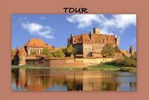 must see around Gdansk / Places to visit when you are staying in Northern Poland: Malbork, Szymbark, Stutthof, Hel.