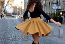 Fall/Winter Fashion / Outfits, Styles, and Accessories for your best cooler weather looks.