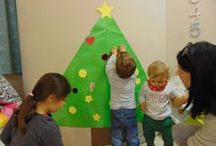 Christmas activities for toddlers and babies / Christmas activities, crafts, sensory play for toddlers and babies!