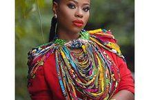 Fashion: Celebrating African Prints / Celebrating African Prints