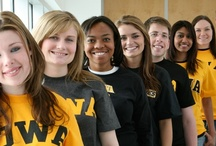 S.T.A.T. (Students Today, Alumni Tomorrow) / Students Today, Alumni Tomorrow (S.T.A.T.) is an award-winning student organization supported by the UI Alumni Association that provides students ways to get involved through Homecoming, free-food events, and career programming. S.T.A.T. members are introduced to a wide variety of ways to meet new people and make the most of their campus experience.