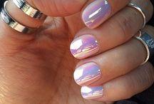 Nails / Pretty nails  / by Katy