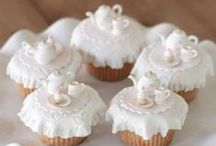 Cupcakes - fondant