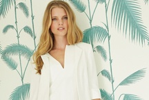Beautiful Summer Blouses by Elégance