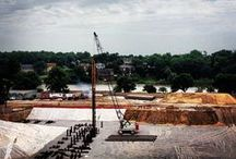The Evolution of the new Hancher Auditorium  / A chronicle of the progress being made on the new Hancher Auditorium site