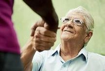 """Parkinson's Disease / The """"LOUD Crowd"""" at our clinic is group therapy for those with Parkinson's. Call our clinic office at (301)405-4128 for more information on group and/or individual therapy."""