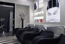 Salon ideas / salon interior ideas