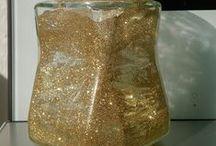 Glitter In The Air! / Glitter, gold, silver.....