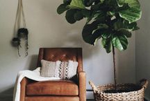 Interior. / inspiration for your apartment when you are out of ideas. Retro, vintage and beautiful patterns.
