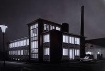 HIRO LIFT - das Unternehmen / Bilder und Fotos aus der Unternehmensgeschichte: Werk, Fertigungshallen, Dokumente, Lagepläne, Industriefotografie