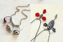 Bling-bling, belts & bags DIY
