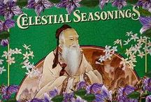 Celestial Seasonings / Celestial Seasonings — the tea, the artwork, the quotes, the campus, the company, and the city of Boulder, as well as other artwork by the Celestial artists / by Terri Guillemets