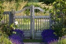 Captivating Garden Gates / Gates that'll catch your attention