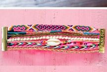 friendship bracelet / bileklik