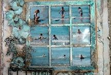 Scrapbook layouts and ideas / scrapbook ideas