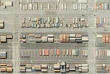 Cities From Above / Patterns Of Human Existence / Patterns of design emerging from human settlement