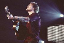 Ed Sheeran / by Katy