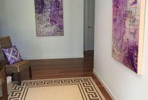Purple Vogue / Art