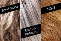 3 New Color Now Available in 10 Best Sellers by Tony of Beverly / New Color Sand Stone, 12S28, Rooted Platinum Now Available In More Styles by Tony of Beverly