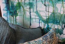 Teal Green / Artwork