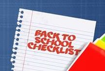 Back To School / Everything you need to know to help your family get into your school year routine.