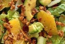 E N S A L A D A /                       V I V E   V  de una manera deliciosa y saludable !