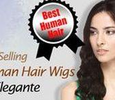 Best Selling Human Hair Wigs by Elegante