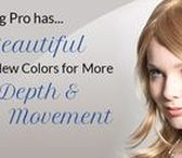 Wig Pro Has Beautiful New Colors For More Depth & Movement / Our Bali collection is a sophisticated line of synthetic wigs and hairpieces. Not only does it provide higher quality construction, it provides unique and beautifully developed colors that create much more depth and movement in each product.