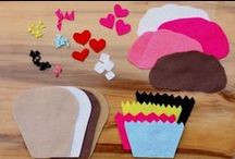 Crafts in the Speech Room / Fun crafts to use in Speech Therapy