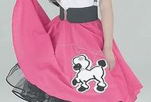 Poodle Outfits / BowlingShirt.com has been proudly producing and selling top-of-the-line poodle skirts for over 15 years. / by BowlingShirt.com