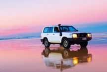 Places to 4WD in Australia