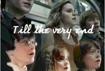 Harry Potter / Happiness can be found even in the darkest of times if one only remembers to turn on the light.