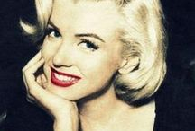 The late marilyn / by dayna marie