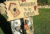 Garden / Kert